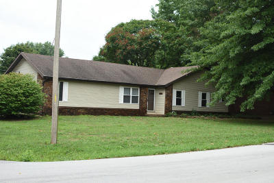 Republic Single Family Home For Sale: 244 East Jewell Drive