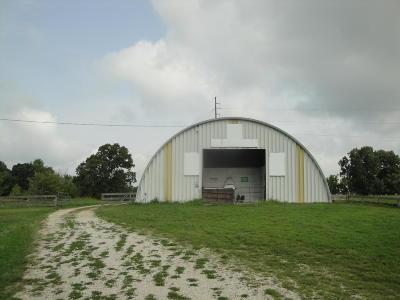 Webster County Commercial For Sale: 1 Holman Road