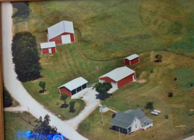 Halfway Farm For Sale: 2105 East 495th Road