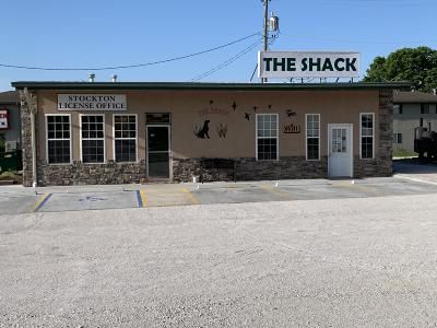 Stockton Commercial For Sale: 304 Rb Road