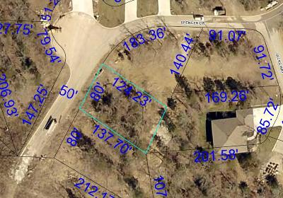 Branson  Residential Lots & Land For Sale: 255 Spencer Drive