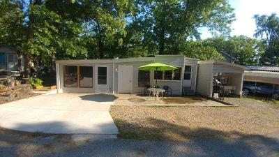 Hollister MO Single Family Home For Sale: $64,900
