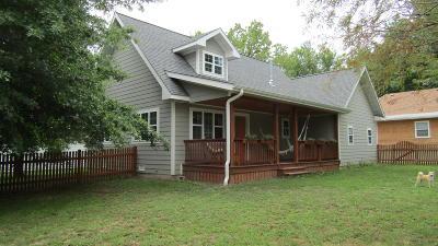 Bolivar Single Family Home For Sale: 250 West Austin Street