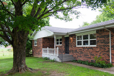 Marshfield Single Family Home For Sale: 1648 West Washington Street