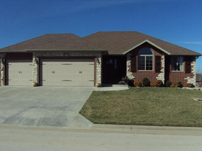 Republic MO Single Family Home For Sale: $289,900