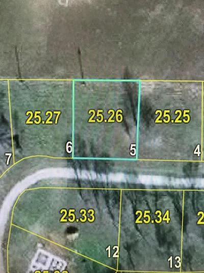 Anderson MO Residential Lots & Land For Sale: $13,000