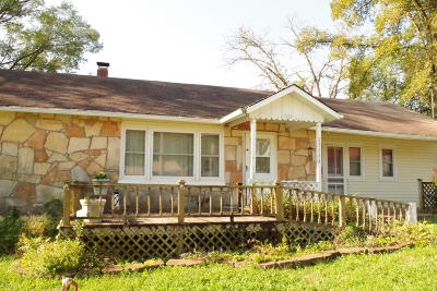 Hickory County Single Family Home For Sale: 23714 Polk Street