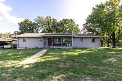 Bolivar Single Family Home For Sale: 1454 East 340th Road