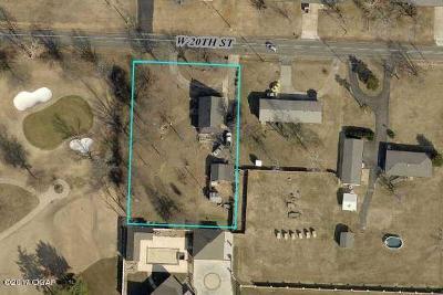 Joplin Single Family Home For Sale: 3330 West 20th
