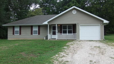 Bolivar Single Family Home For Sale: 305 North Flint Avenue