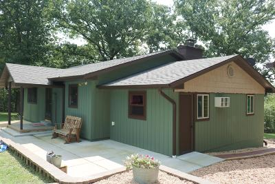 Cedar Creek Single Family Home For Sale: 163 Cox Road