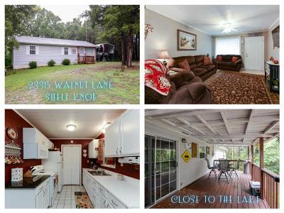Shell Knob Single Family Home For Sale: 23315 Walnut Lane