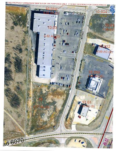 Commercial For Sale: Tbd Mitchell Street