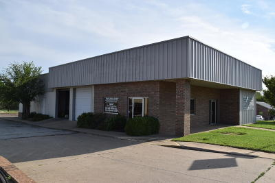 Cedar County Commercial For Sale: 203 Mo-32