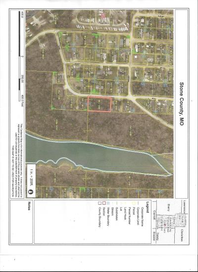 Reeds Spring Residential Lots & Land For Sale: Tbd South Tracy Lane