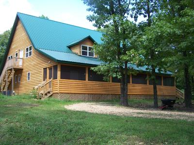 Webster County Single Family Home For Sale: 175 Gardner Hill Lane