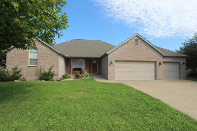 Rogersville Single Family Home For Sale: 385 Shores Parkway