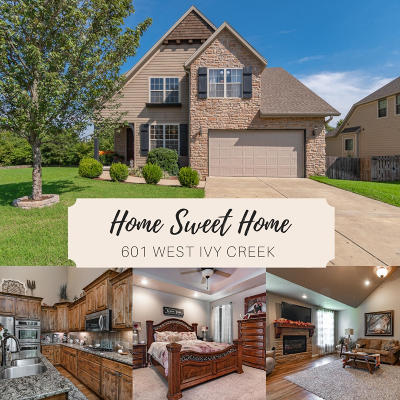 Ozark Single Family Home For Sale: 601 West Ivy Creek Drive