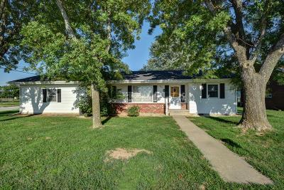Mt Vernon Single Family Home For Sale: 902 Carl Allen Drive