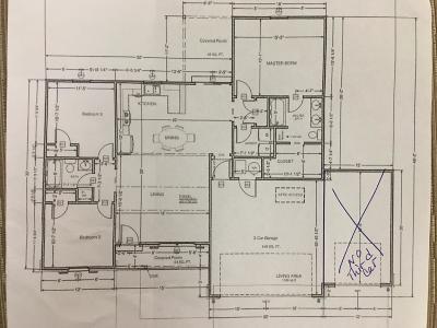 Monett Single Family Home For Sale: 401 Penzance Street