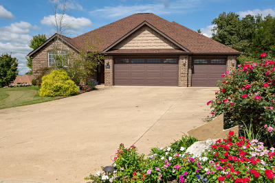 Branson Single Family Home For Sale: 168 Hackberry Lane
