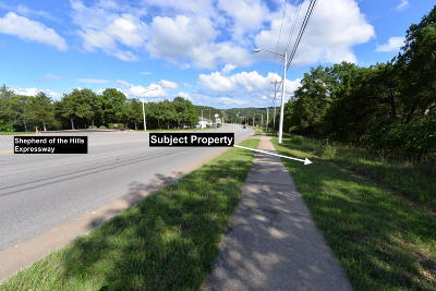 Branson, Branson West Residential Lots & Land For Sale: Lts 44&45 Shepherd Of The Hills Expwy