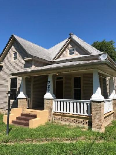 Springfield Single Family Home For Sale: 723 West Mt Vernon Street