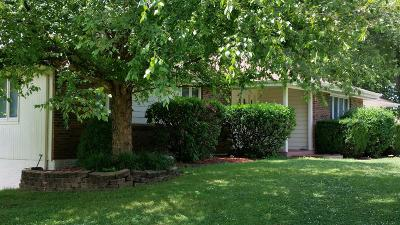 Single Family Home For Sale: 6703 North Shadywood Drive