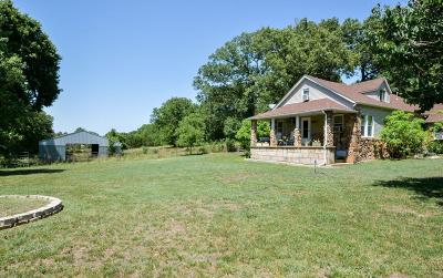 Farm For Sale: 2945 Slough Hollow Rd