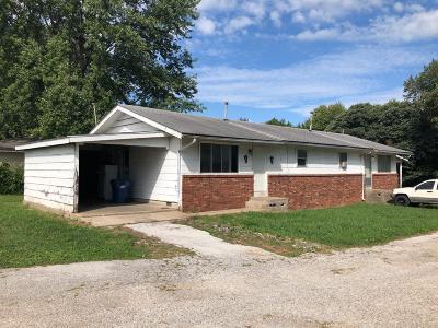 Strafford Multi Family Home For Sale: 401 West Evergreen Street