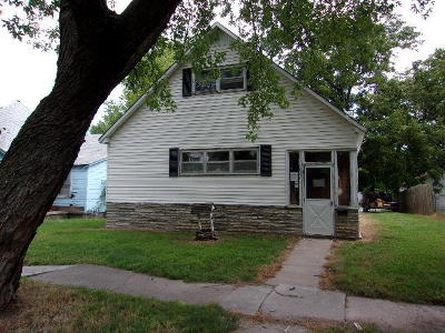Joplin Single Family Home For Sale: 627 North Pearl Avenue
