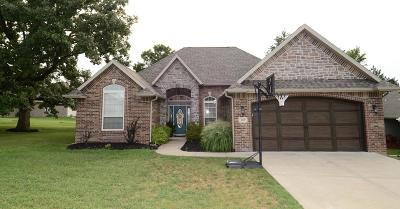 Branson Single Family Home For Sale: 269 Summerbrooke Lane