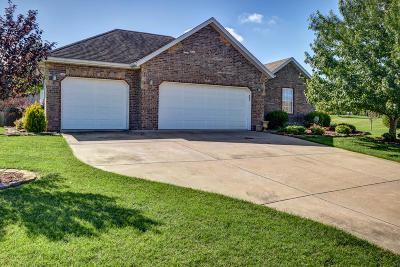 Springfield MO Single Family Home For Sale: $195,000
