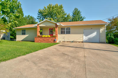 Cedar County Single Family Home For Sale: 507 East Sunset