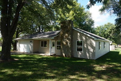 Polk County Single Family Home For Sale: 1571 Hwy 215 Spur