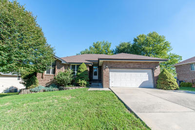 Springfield MO Single Family Home For Sale: $214,900
