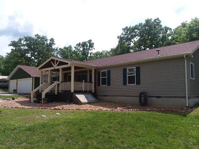 Polk County Single Family Home For Sale: 3363 South 135th Road