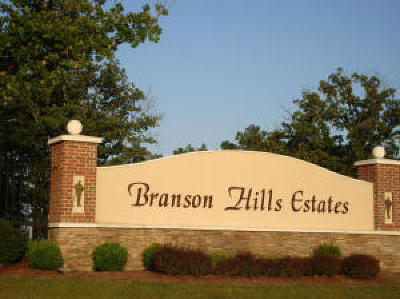 Branson Residential Lots & Land For Sale: Lot 45 Phase 8 Hickory Hills Court