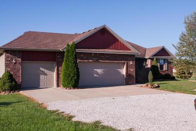 Billings Single Family Home For Sale: 2013 Napper Road #Lot 9