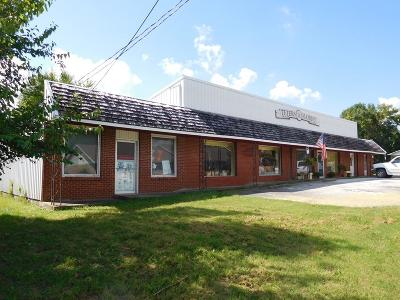 Bolivar Commercial For Sale: 404 West South Street