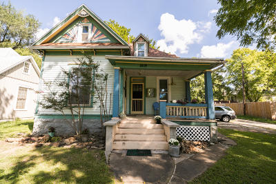 Springfield Single Family Home For Sale: 1019 West Webster Street
