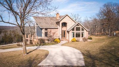 Marshfield Single Family Home For Sale: 1523 Sampson Road