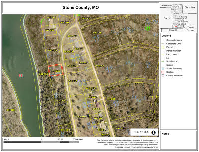 Lampe MO Residential Lots & Land For Sale: $14,490