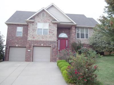 Ozark MO Single Family Home For Sale: $255,000