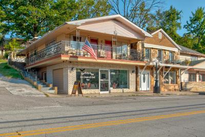 Merriam Woods, Rockaway Beach Commercial For Sale: 2630 State Hwy 176