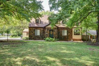 Springfield MO Single Family Home For Sale: $189,500
