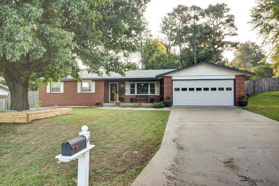 Monett Single Family Home For Sale: 6 Meadowmere Drive