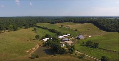 Mountain Grove MO Farm For Sale: $3,150,000