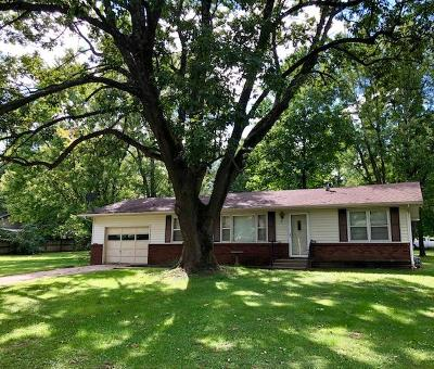 Marionville Single Family Home For Sale: 601 South Necessity Street
