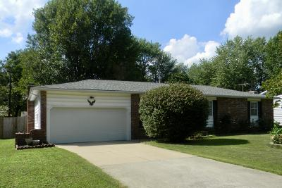 Springfield MO Single Family Home For Sale: $112,700